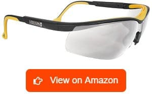 33219eb55dd1 If just like me you are also after comfort and protection when searching  for protective eyewear then the Dewalt DPG55-11C Clear Anti-fog Glasses are  worth ...