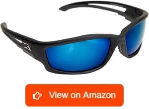 79588127dd Another impressive choice in the polarized safety glasses industry is the  Edge Eyewear TSKAP218. I specifically love the aqua precision blue lens used  in ...