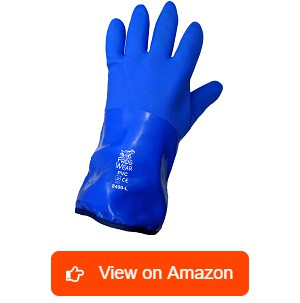10 Best Waterproof Work Gloves Reviewed and Rated in 2019