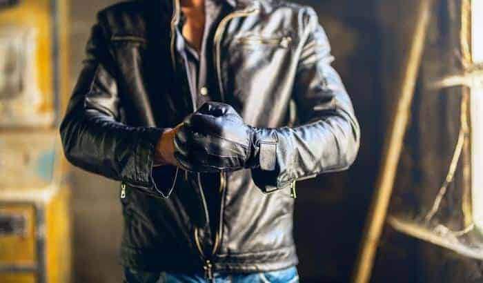 improves the softness of the leather work gloves
