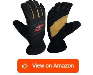 10 Best Firefighter Gloves Reviewed and Rated in 2019