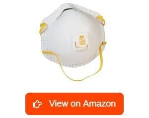 3M 8511HB1 C PS Sanding and Fiberglass Valved Respirator