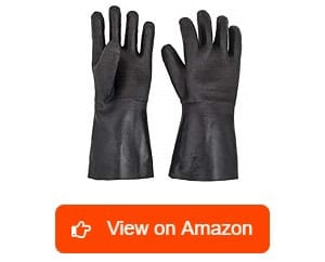 Insulated waterproof gloves