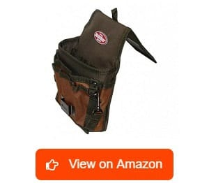 Bucket-Boss-Tool-Pouch-with-FlapFit-in-Brown,-54140