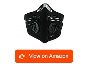 CFORWARD-Dustproof-Mask-Activated-Carbon-Filtration-Exhaust-Gas-Anti-Pollen-Allergy-PM2.5-Face-Mask