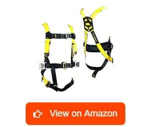 KwikSafety-(Charlotte,-NC)-HURRICANE--OSHA-ANSI-Fall-Protection-Full-Body-Safety-Harness