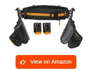 ToughBuilt---Handyman-Tool-Belt-Set---3-Piece,-Includes-2-Pouches,-Padded-Belt