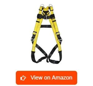 Xben-5-D-Ring-Roofing-Fall-Protection-Safety-Harness