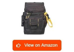 CLC-Custom-Leathercraft-1524-Ziptop-Utility-Pouch,-Medium
