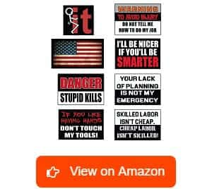 America-First-Funny-Hard-Hat-&-Helmet-Stickers