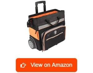 Klein Tools 55452RTB Rollling Tool Bag