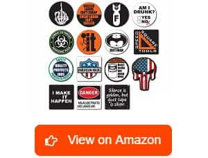 07d0a1a3cf38 10 Best Hard Hat Stickers Reviewed and Rated in 2019