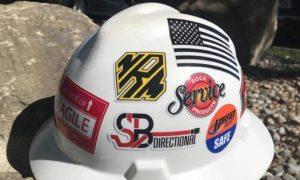 best hard hat stickers