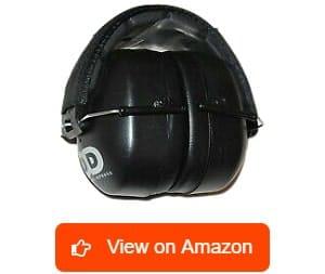 Decibel-Defense-37dB-NRR-Professional-Safety-Earmuff