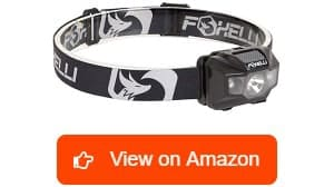 Foxelli-USB-Rechargeable-Headlamp-Flashlight
