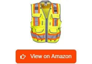 Radians-SV55-2ZGD-L-SV55-Heavy-Woven-Two-tone-Hi-Vis-Safety-Vest