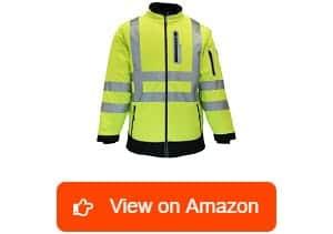 RefrigiWear-Hi-vis-Extreme-Soft-shell-Jacket