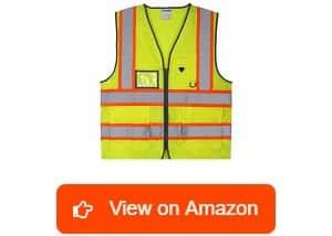 SHORFUNE-High-Visibility-Safety-Vest