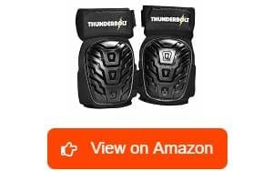 Thunderbolt Knee Pad for Work