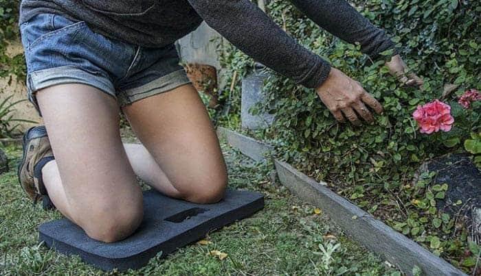 best garden kneeling pad