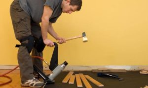 best knee pads for flooring installers