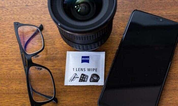 best lens wipes