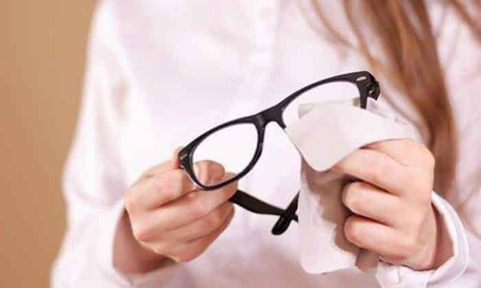 cleaning cloth for glasses