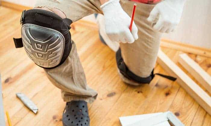 knee pads for flooring professionals