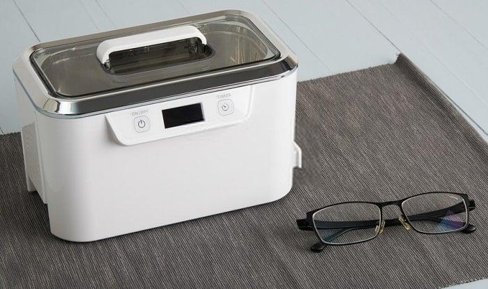 best eyeglass cleaning machine