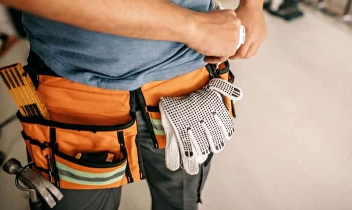 best tool belt for homeowner