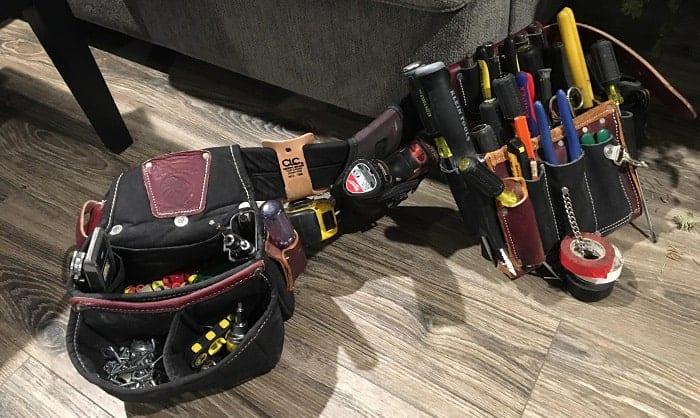 best occidental tool belt