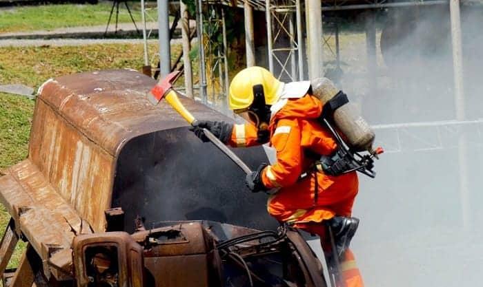 firefighting-helmet