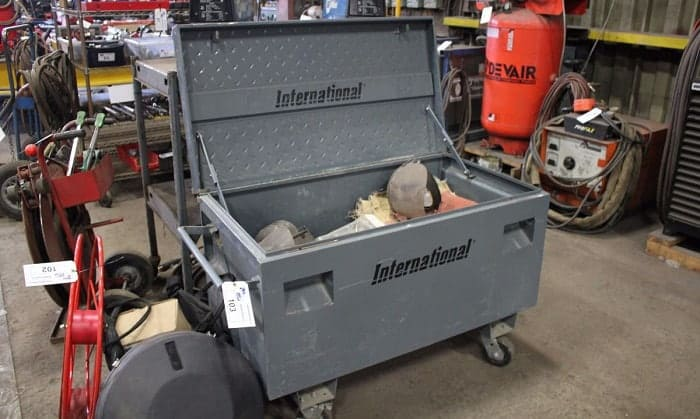 best job site tool box
