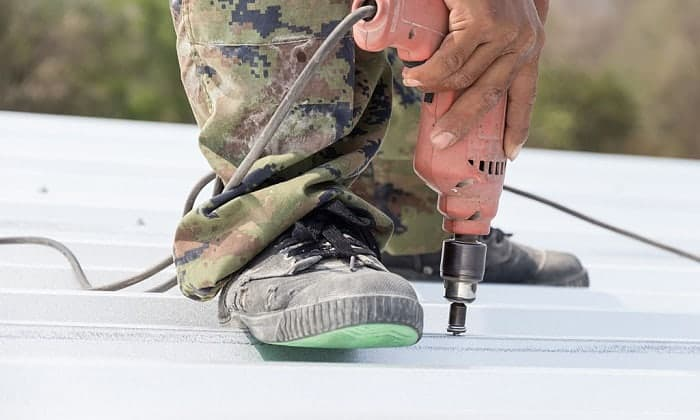 best metal roofing shoes
