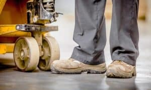 best shoes for factory work