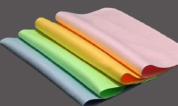 how to clean microfiber glasses cloth