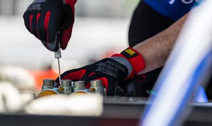 how to wash mechanix gloves