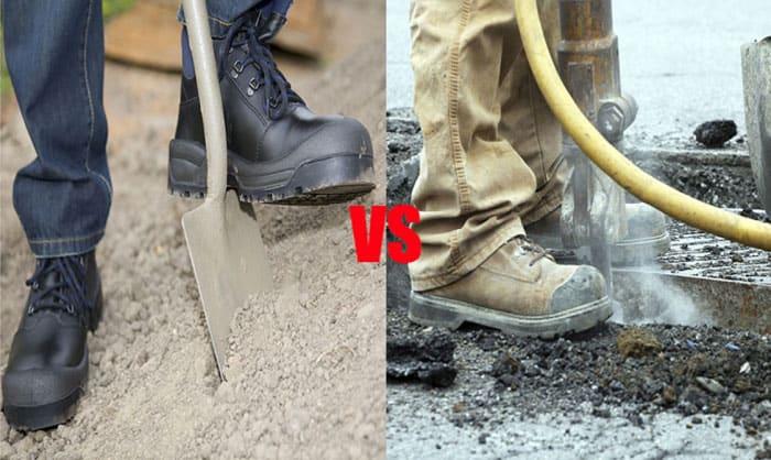 steel toe vs composite toe