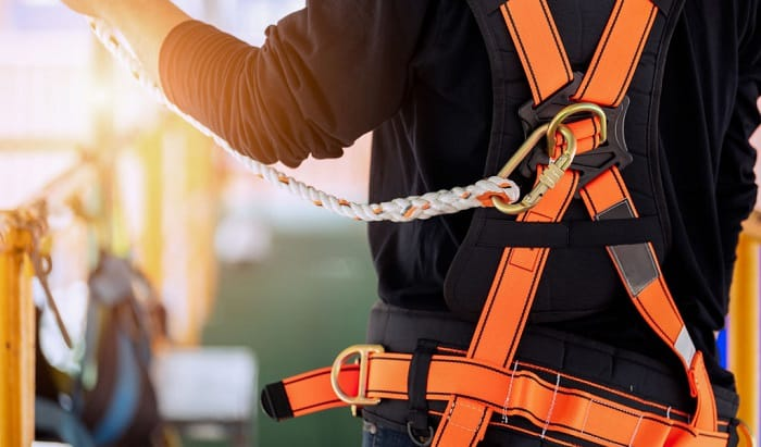 best roof safety harness